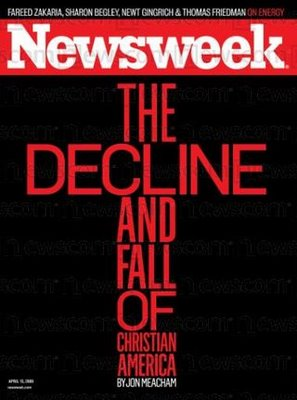 Jon Meacham for Newsweek
