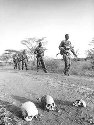 Sudanese Soliders