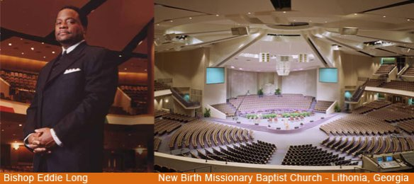 new birth missionary baptist church events