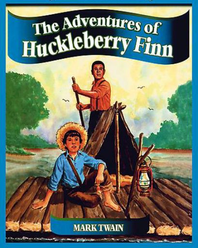 the issue of racism in mark twains the adventures of huckleberry finn The adventures of huckleberry finn a fictional novel  acknowledged that the issue of slavery and racism is natural  slavery and racism mark.