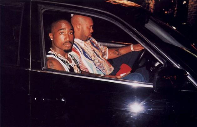 Tupac, Suge, Vegas, Tyson fight, Tupac and Suge Knight