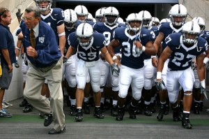 Joe Paterno, Joe Pa, Nittany Lions, Penn State Football